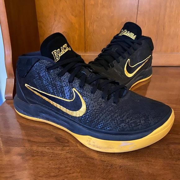 bisonte Masculinidad Eliminar  Nike Shoes | Nike Kobe Ad Black Mamba | Poshmark